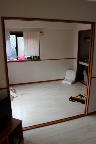 Baby Cain's future room